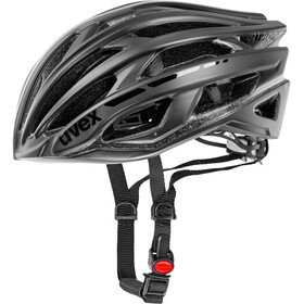 UVEX Race 5 Classic Kask rowerowy, black